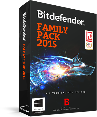 Bitdefender Family Pack 2015